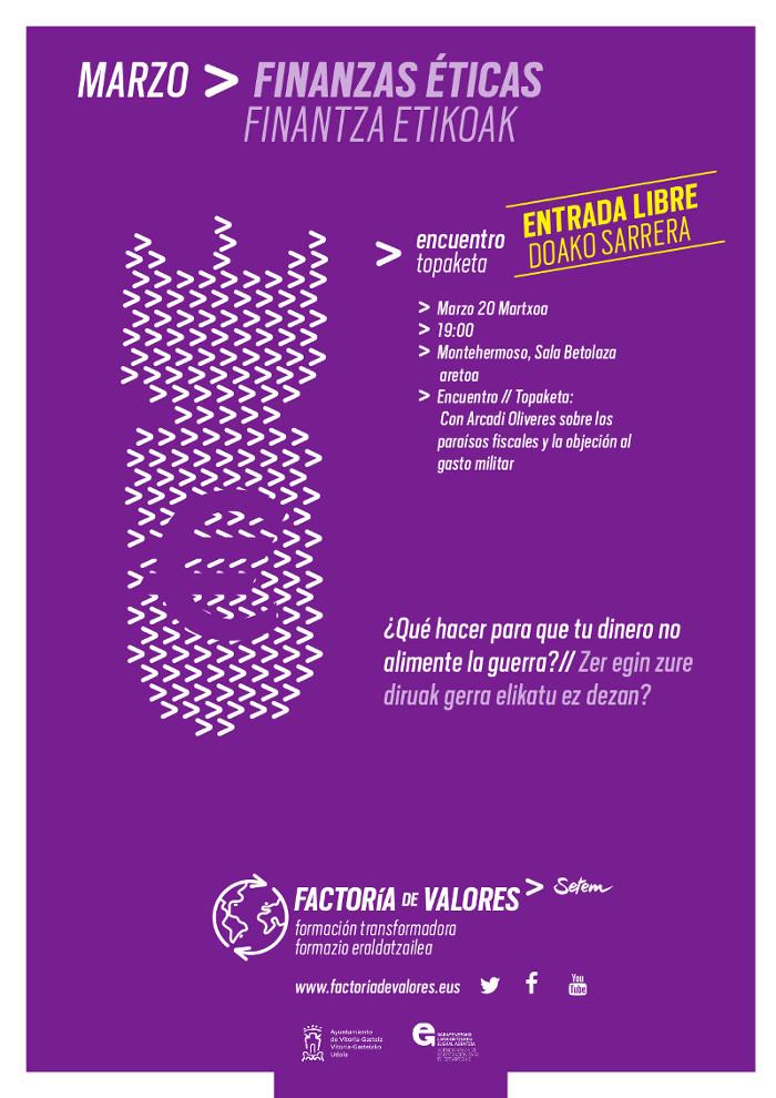 Topaketa Arcadi Oliveresekin: Andreu Buenafuenteri 2011n esandakoa errepikatuko al du?