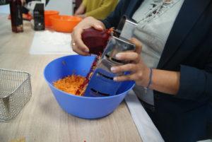 remolacha zanahoria