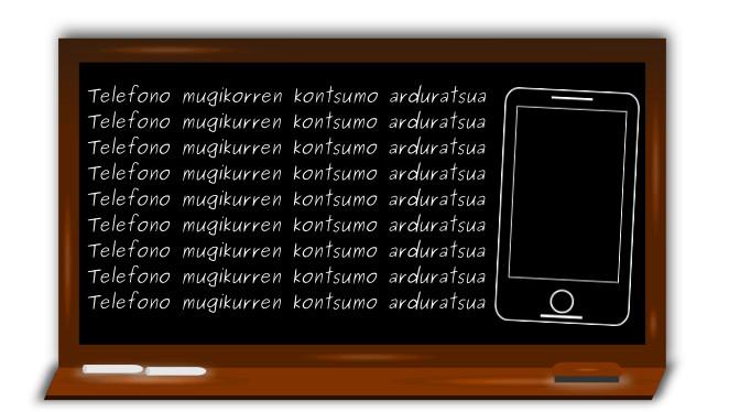 bidezko smartphoneak