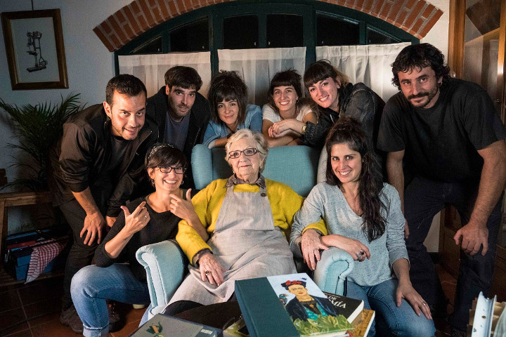 Itziar Aizpuru, Al Borde Films, Setem