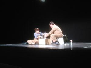 Obra Sencilleces, de Xucrut Teatre